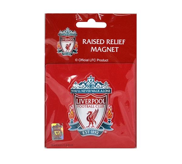 Liverpool 3d Crest Magnet