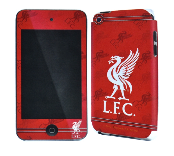 Liverpool New Crest Ipod Touch Skin