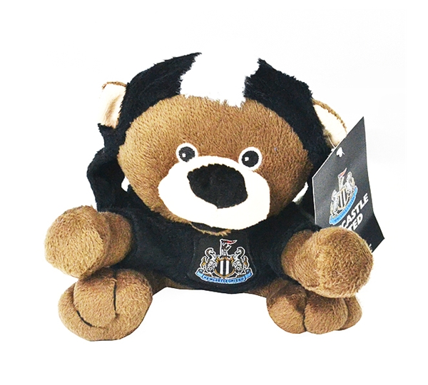 Newcastle Bear With Mohawk Hat