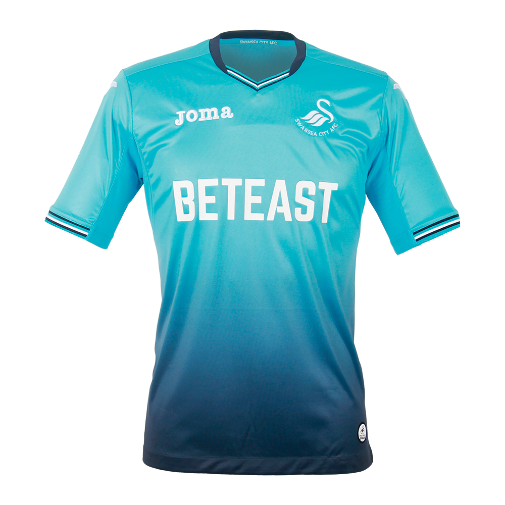 2016-2017 Swansea City Joma Away Football Shirt