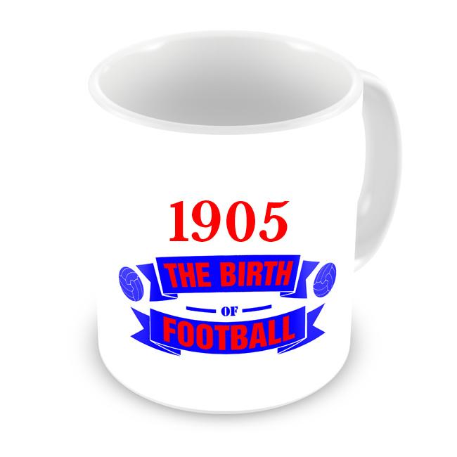 Crystal Palace Birth Of Football Mug