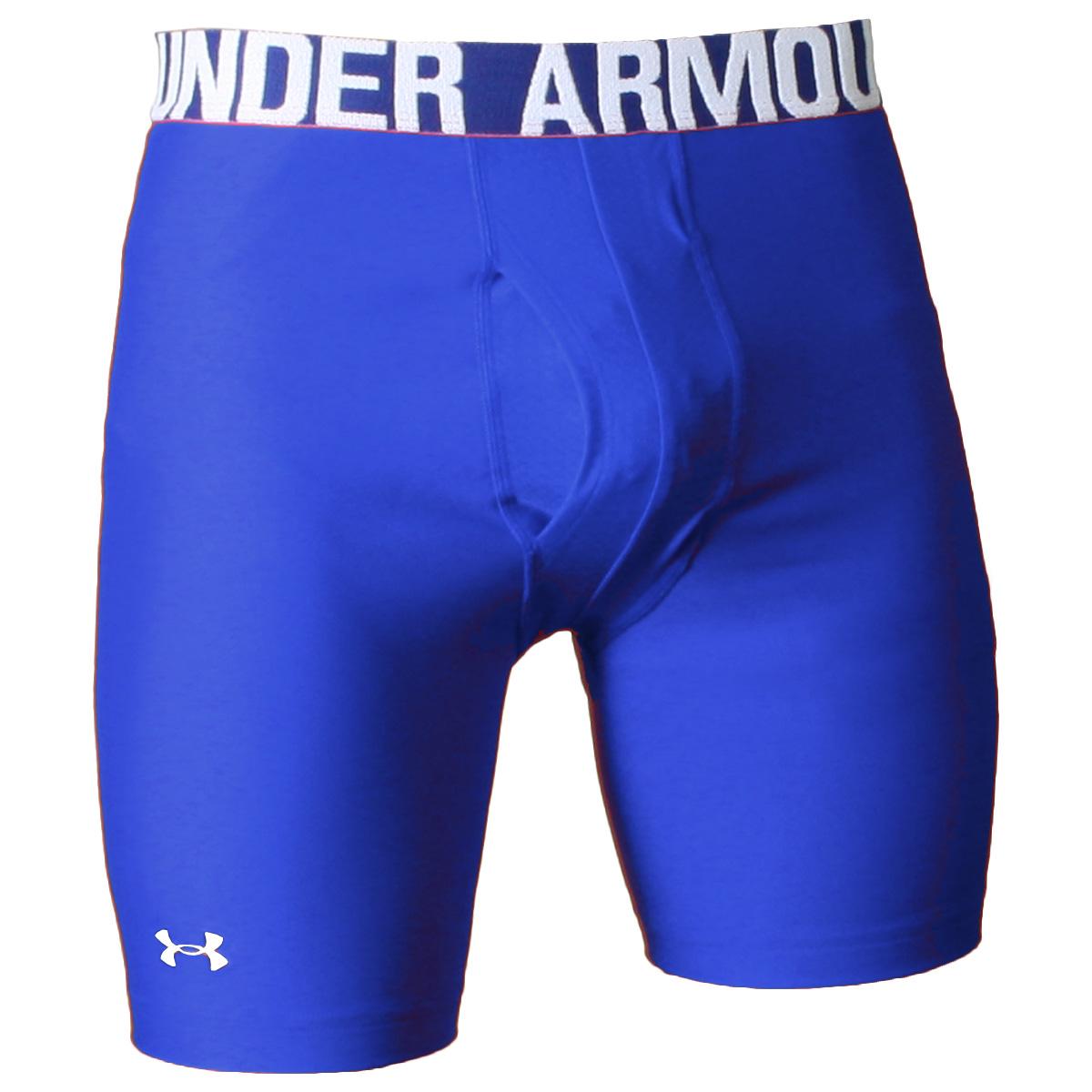 Under Armour Compression Pants Blue Under Armour Cold Gear...