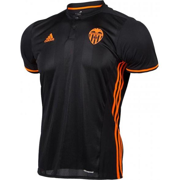 20162017 Valencia Adidas Away Football Shirt