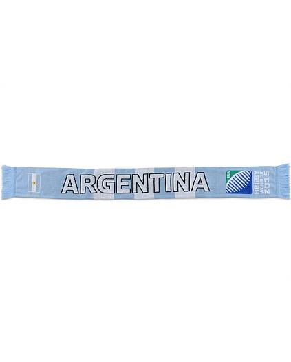 Argentina Rwc 2015 Scarf