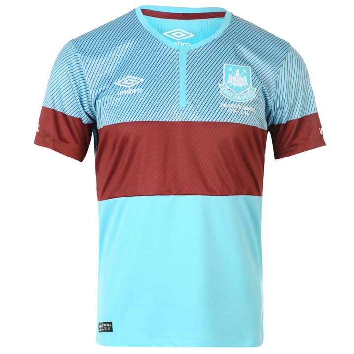 2015-2016 West Ham Away Football Shirt (Kids)