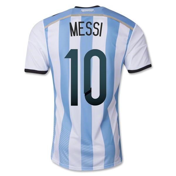 buy popular f4026 86105 Lionel Messi Argentina Football Shirt