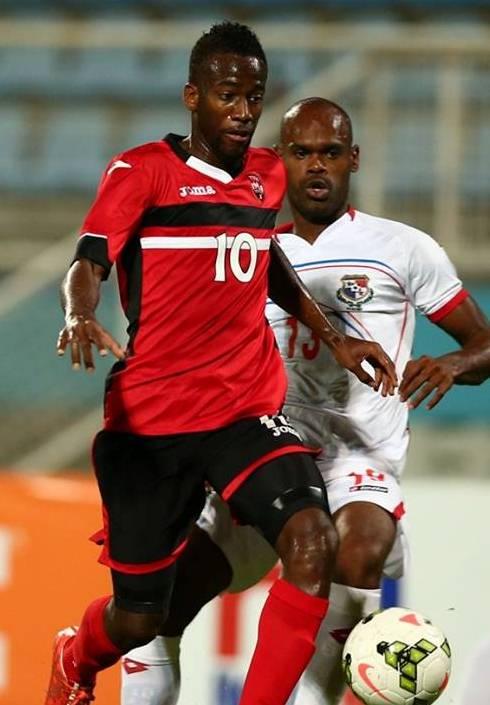 8df79b58bee Trinidad and Tobago 2015 Concacaf Gold Cup Shirts