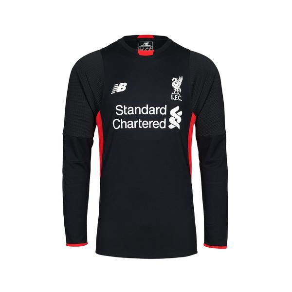 Liverpool New Balance home kit 2015 16 unveiled 99f7fa6e15daa