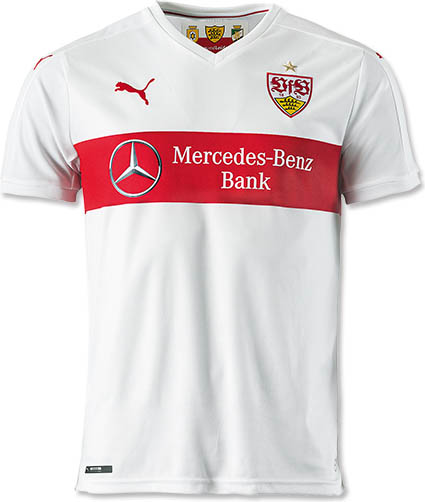 puma vfb stuttgart 2015 16 football jerseys. Black Bedroom Furniture Sets. Home Design Ideas