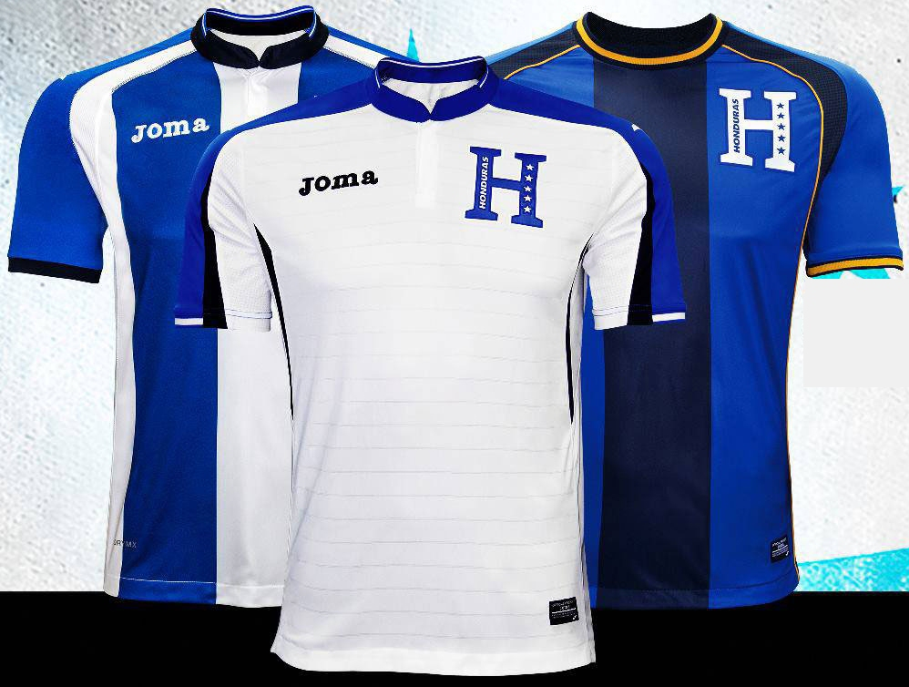 huge discount 56470 87c86 Joma Honduras 2016 Jerseys