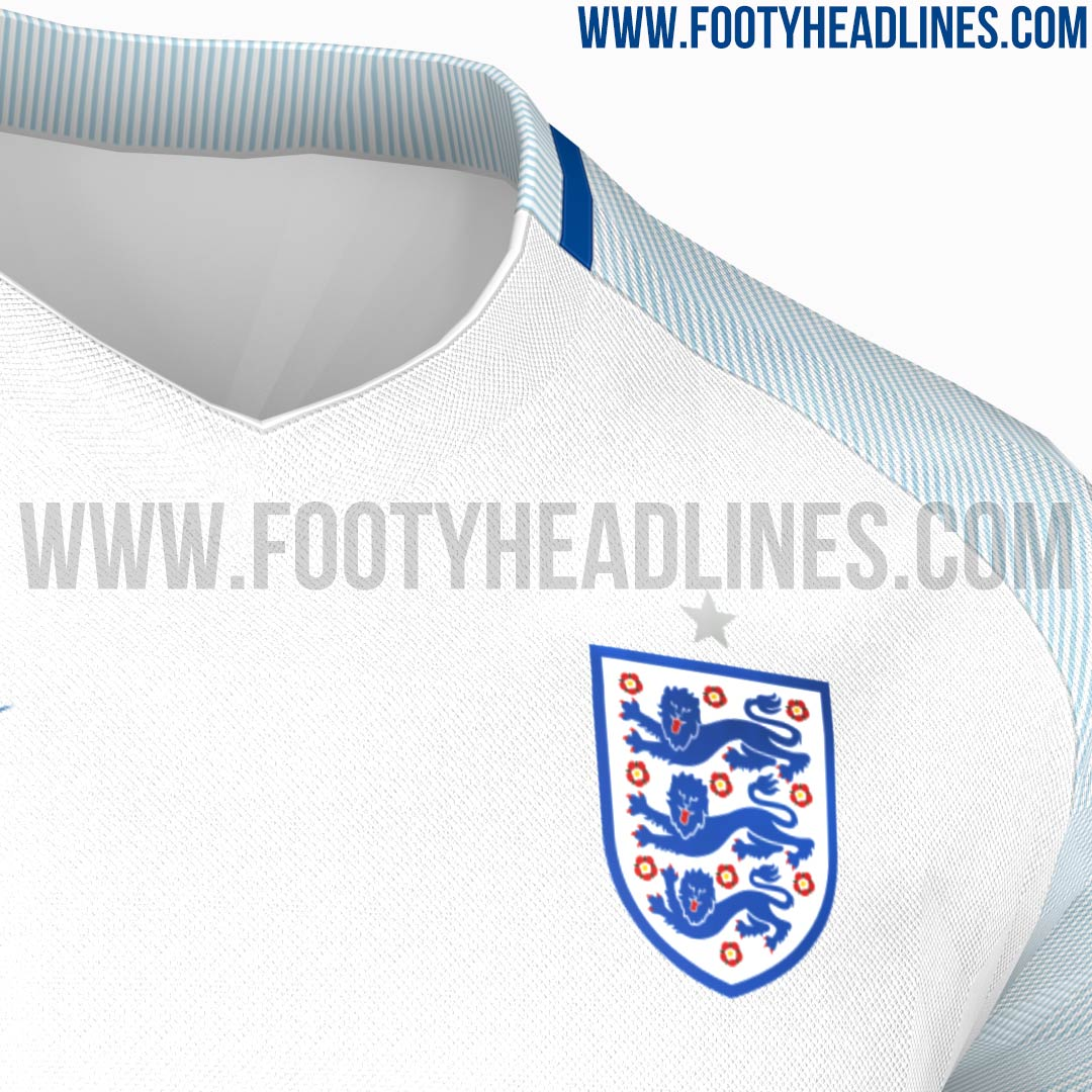 England-Euro 2016-Shirt
