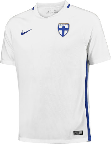 New Nike 2016 2017 Finland Kits Unveiled fa054071f