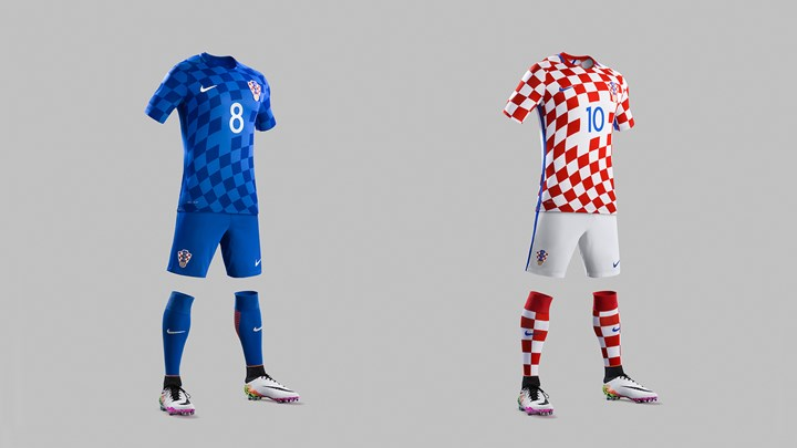 9aa1dd32b46 2016-2017 Croatia Kits Revealed by Nike