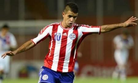 derlis-gonzalez-paraguay-football-shirt-16-17
