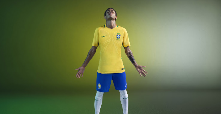 199d2d8bbf2 Nike Release New Brasil 2016/2017 Kit