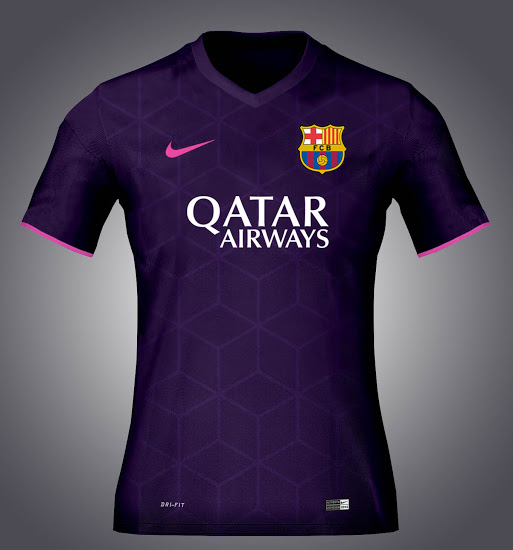 new purple barcelona kit fact or fiction