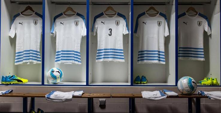 2363912da5b Uruguay 2016/2017 Copa America Away Kit Revealed