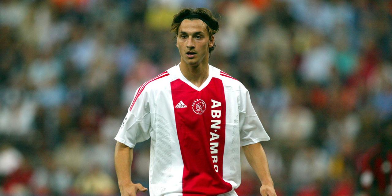 newest e900a bd059 The Football Shirt History of Zlatan Ibrahimovic