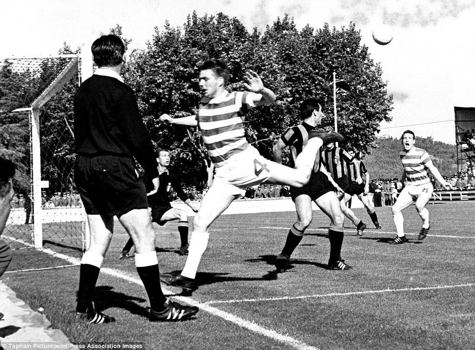 1967 Celtic Lisbon European Cup Final