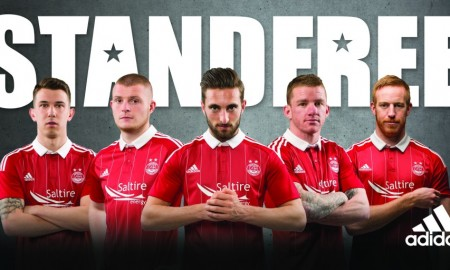 Aberdeen 2016-17 Banner For New Kit