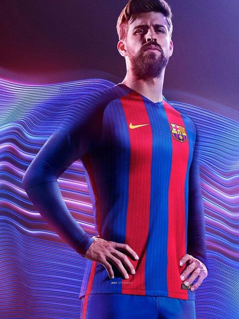 Barcelona 2016/17 Home Kit Released
