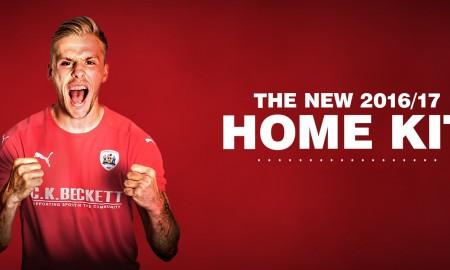 Barnsley Home Kit 2016-17 Banner