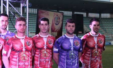 CD Palencia 2015-16 Kit
