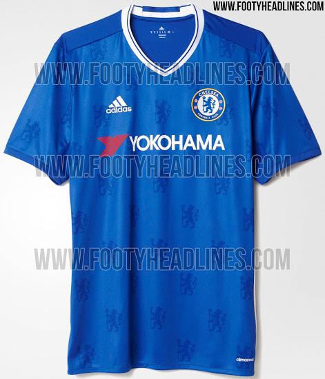 9f9c7e6ace1 Blue Is The Colour - Chelsea s 16 17 Home Kit