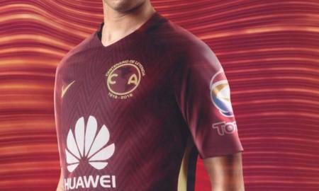 Club America (Mexico) 2016 Away Kit Banner