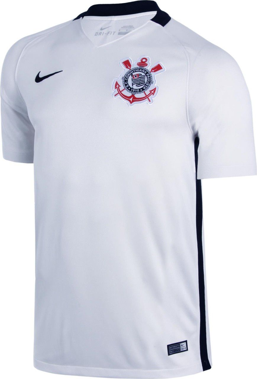 e215ebf16 New! Corinthians 2016 17 Home Kit Launched!