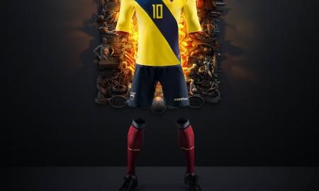 Ecuador 2016 Home Kit