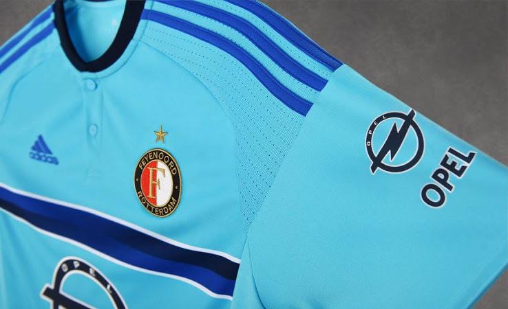 Feyenoord Release 2016 17 Away Kit