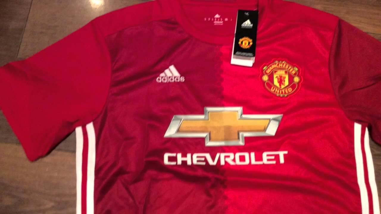 2016 17 Manchester United Adidas Long