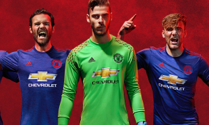 Manchester United 2016-17 Away Kit Launch