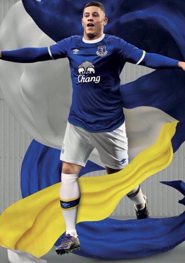timeless design d689d 2fcd4 LEAKED! Is this the new Everton home kit for 2016/17?