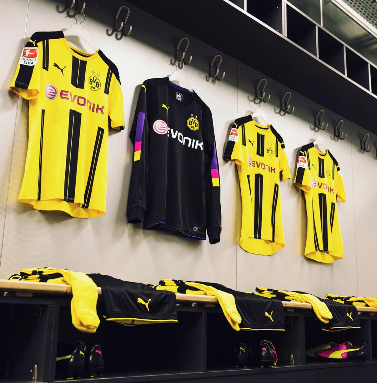 7bb2b1e827f2d PUMA-Borussia-Dortmund-Reveal-New-Home-Kit-for-