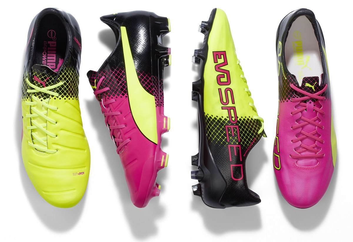buy popular a399a cb0e5 PUMA-Tricks-Collection-evoPOWER-and-evoSPEED 2016