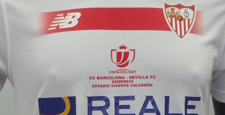 Sevilla 2016 Copa Del Rey Final Bar