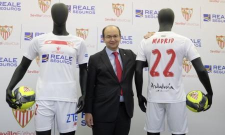 Sevilla 2016 Copa Del Rey Final Kit
