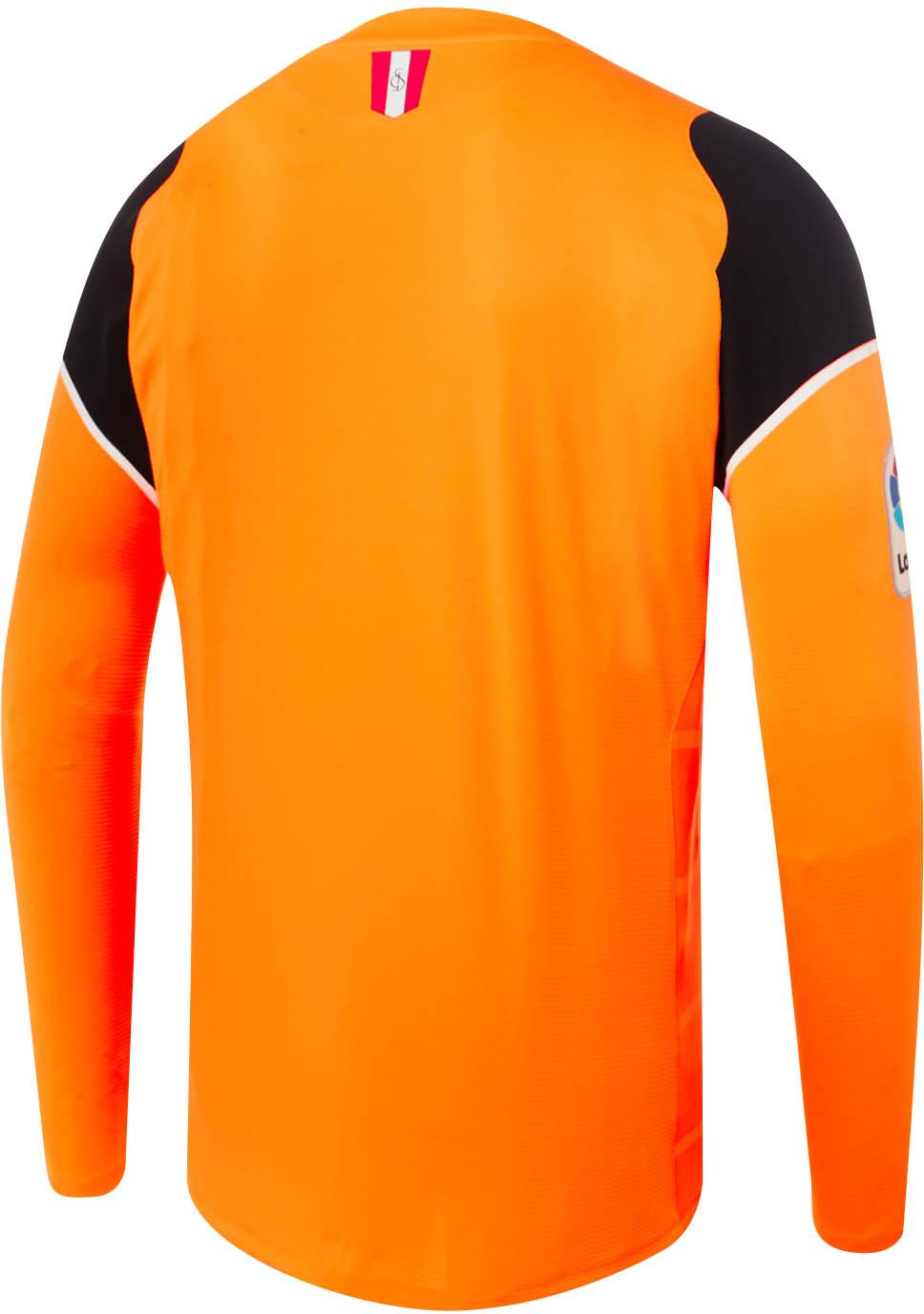 Sevilla FC 2016-17 Home Kit Goalkeeper Back