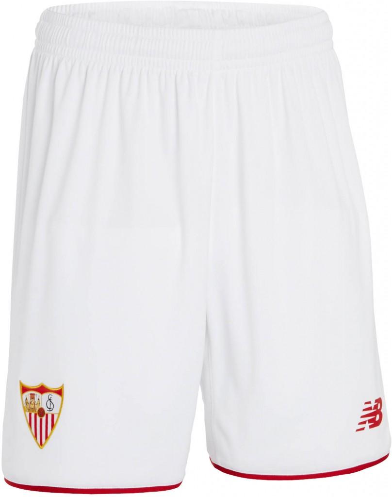 Sevilla FC 2016-17 Home Kit Shorts