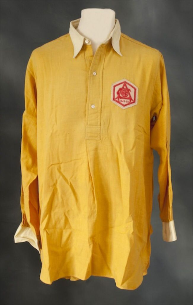 Walley Barnes 1950 FA Cup Final Kit