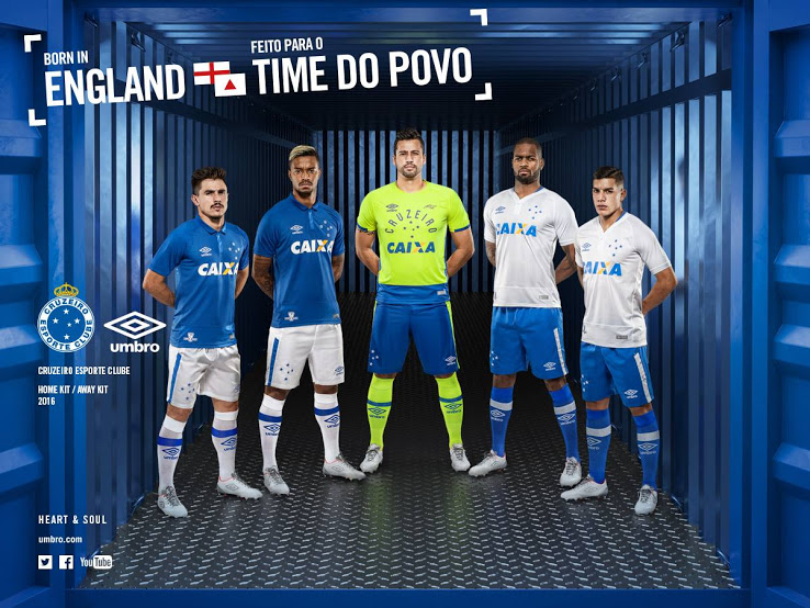 8317141b1be57 Cruzeiro 2016 17 Kits Released