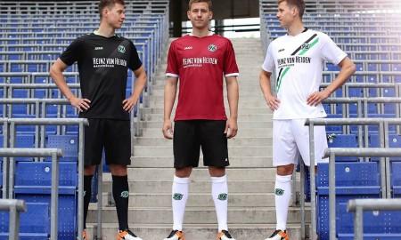 Hannover 96 2016/17 Kits