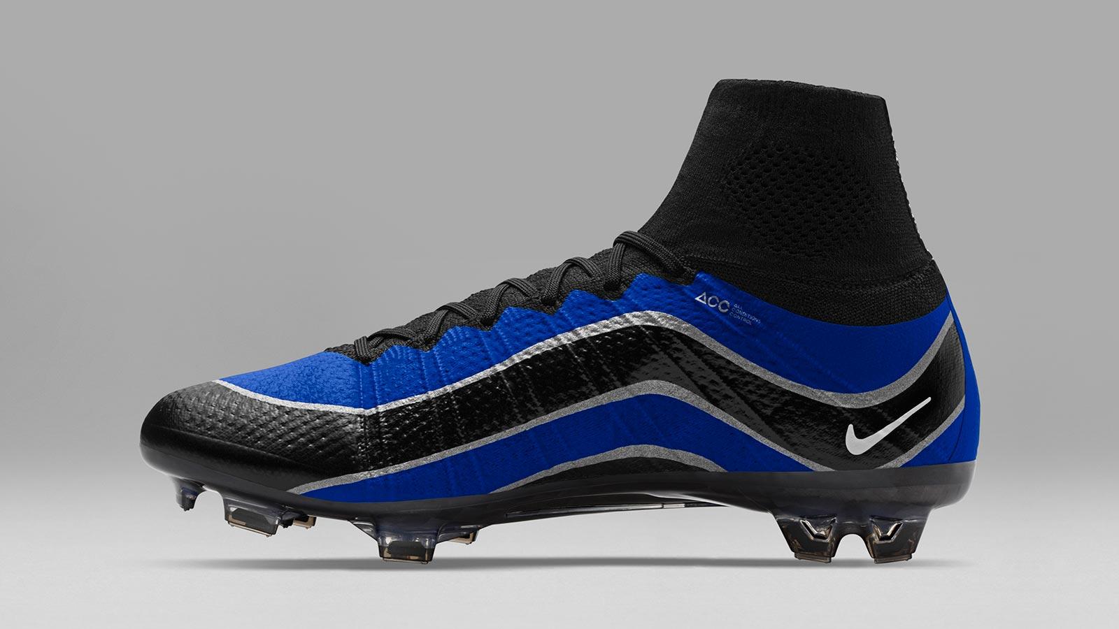 Nike Mercurial Superfly Heritage Blue