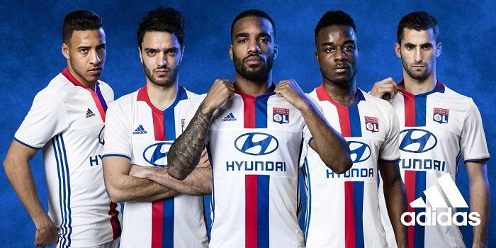 NEW  Olympique Lyonnais 2016 17 Kits Released fa8495161