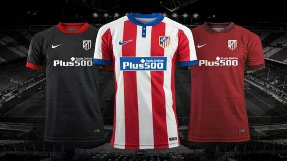 9e15c421 UPDATED! Atletico Madrid 2016/17 Kits