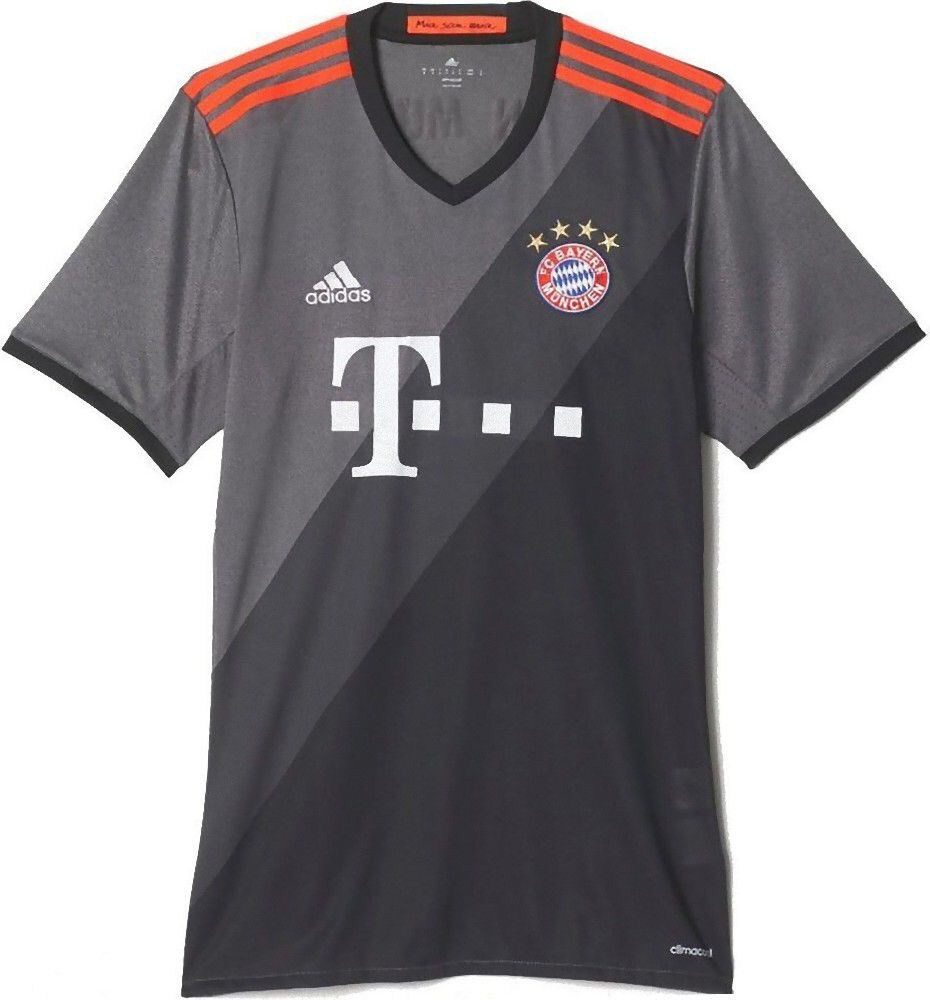 uk availability da434 d0b68 Bayern Munich 2016/17 Away Kit LEAKED!