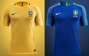 Brazil 2016 copa america centenario kit