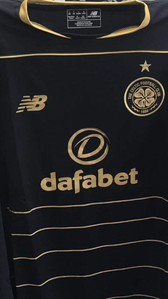 Celtic 2016-17 Away Kit